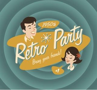 retro party162572478