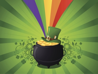 Want a pot of gold this St. Patrick's Day? We've got you covered.