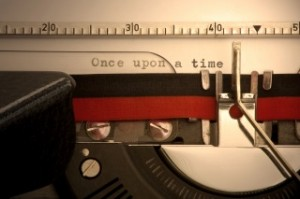 typewriter script 91682961